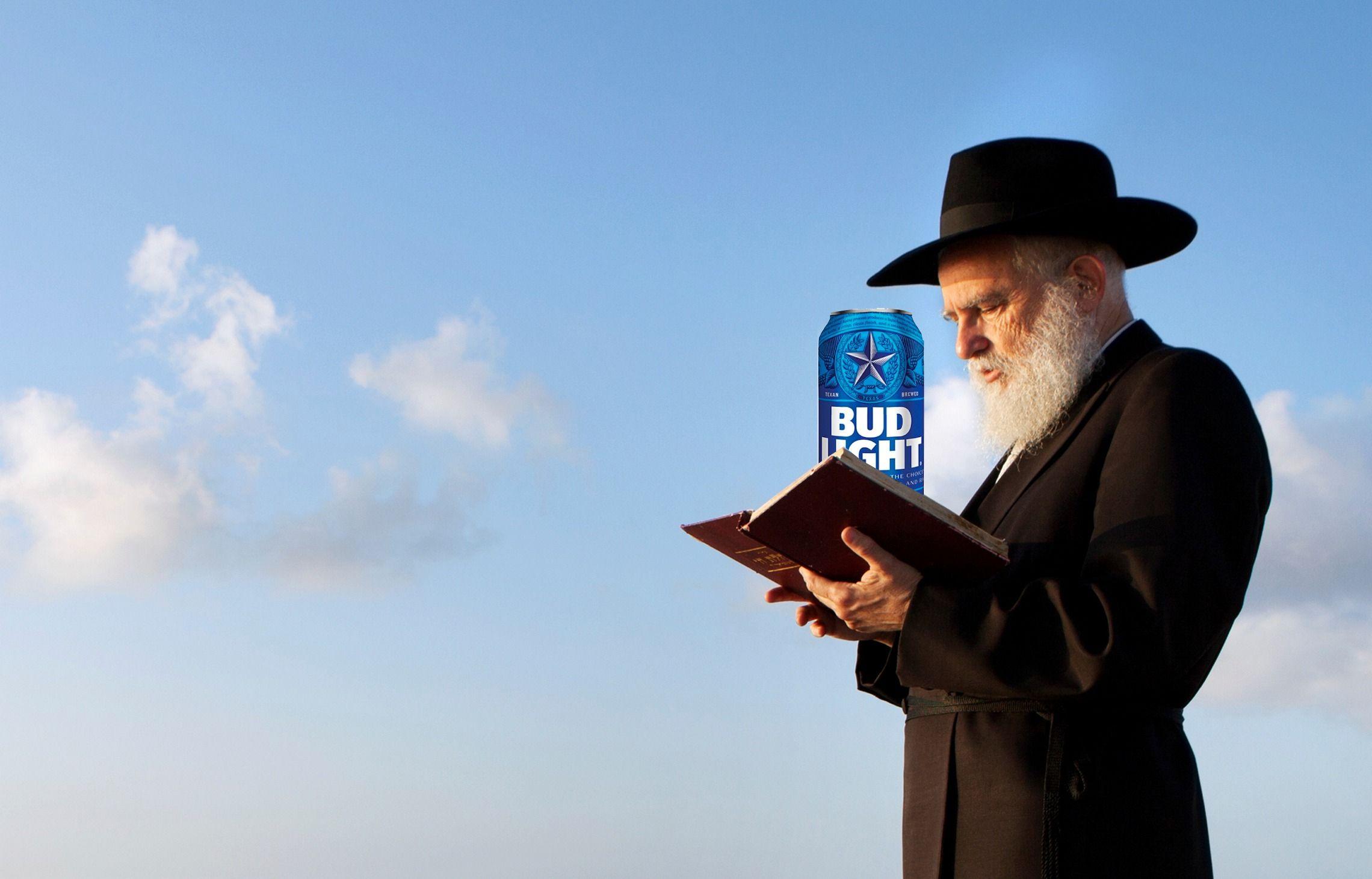 Orthodox Rabbis Tell New York Jews To ?stick To Budweiser? photo