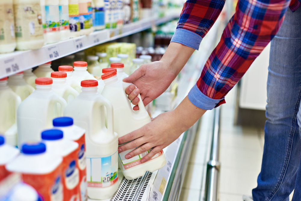 What Milk Label Colors Really Mean photo