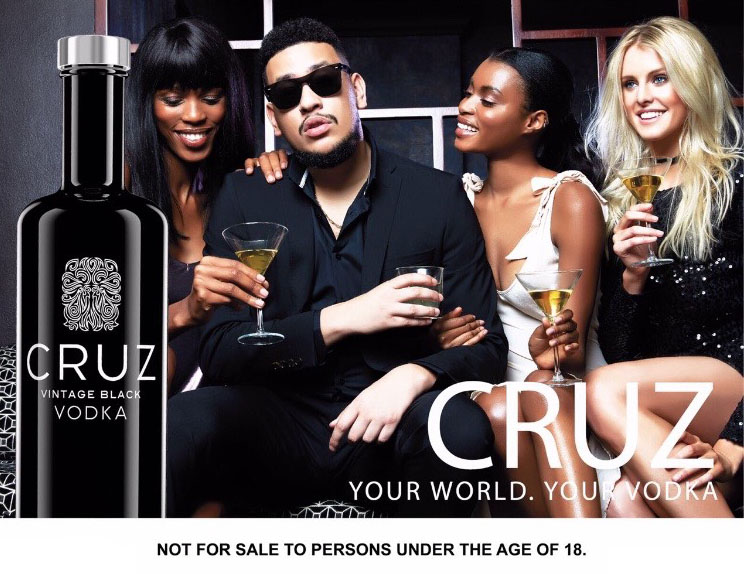 AKA Launches Signature Cruz Vodka photo