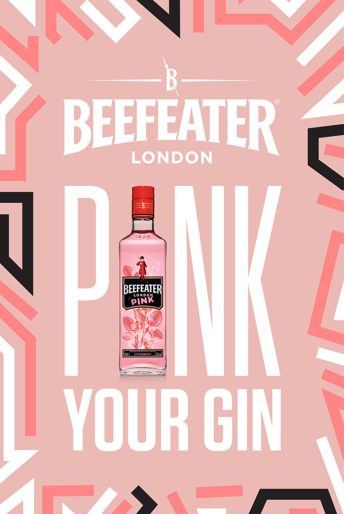 Beefeater Gin Rolls Out Global Campaign For Pink Variant photo