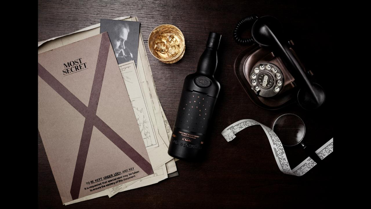 Tasting Notes Remain A Mystery With The Glenlivet Code Limited Edition Whisky photo