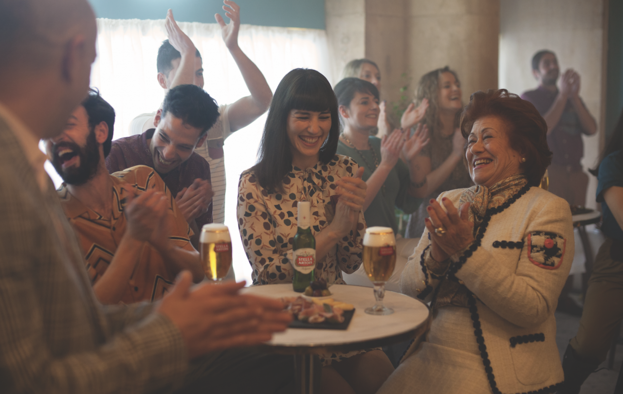 Stella Artois Promotes 'joie De Bière' In Largest Global Campaign To Date photo