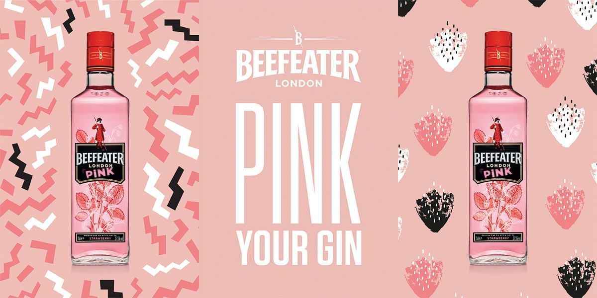 Beefeater Gin: Pink Gin By Impero photo
