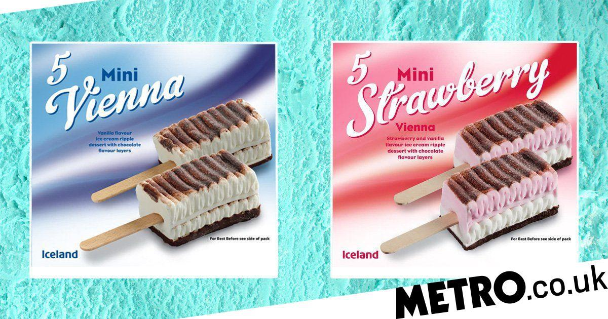 Iceland Is Now Selling Mini Vienna Ice Creams photo