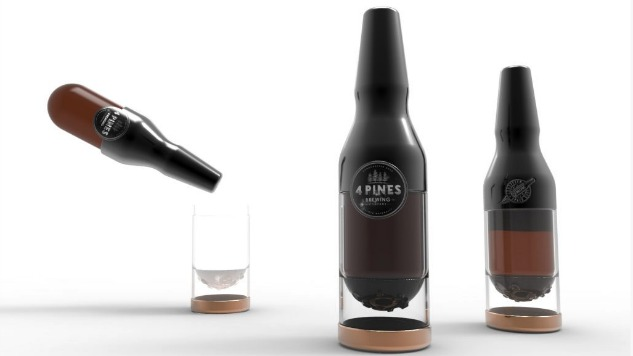 This Brewery Is Creating A Beer Bottle For Space photo