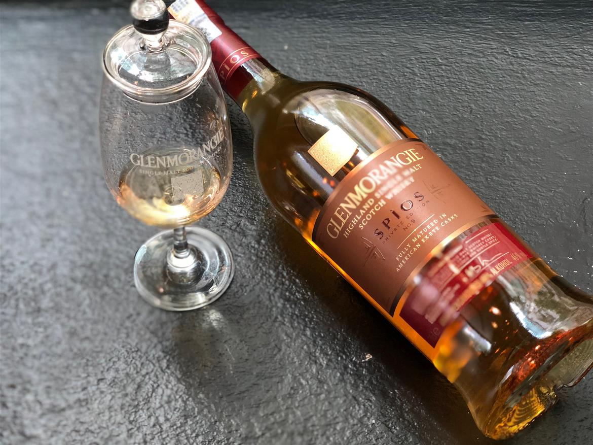 Glenmorangie Spios: A Nice, Spicy Take On Its Signature Style photo