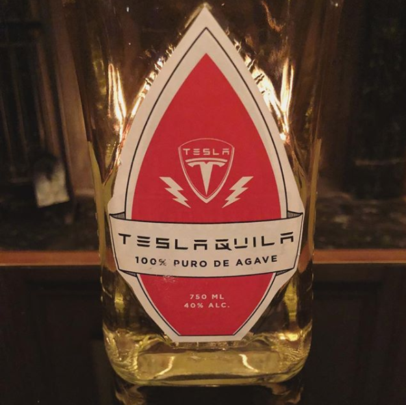Teslaquila. From April Fools Joke To The Real Thing In Just 3 Days photo