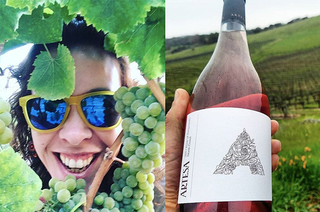 This Woman Turned Her Love Of Wine Into The Ultimate Dream Job photo