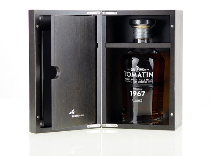 Rare Scotch Whisky From The 1960s Surfaces From Tomatin Warehouses photo