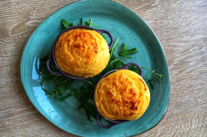 This Fail-proof Recipe For Twice Baked Soufflé Was A Hit On Come Dine With Me Sa photo