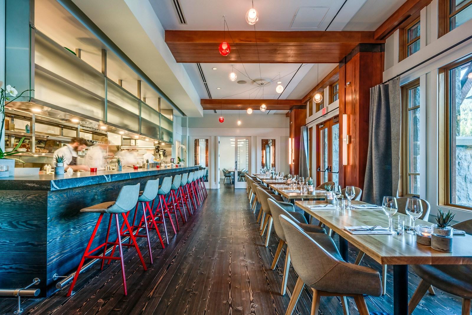 Nita Lake Lodge Primed For Summertime Sip & Savour Winemaker Dinners photo