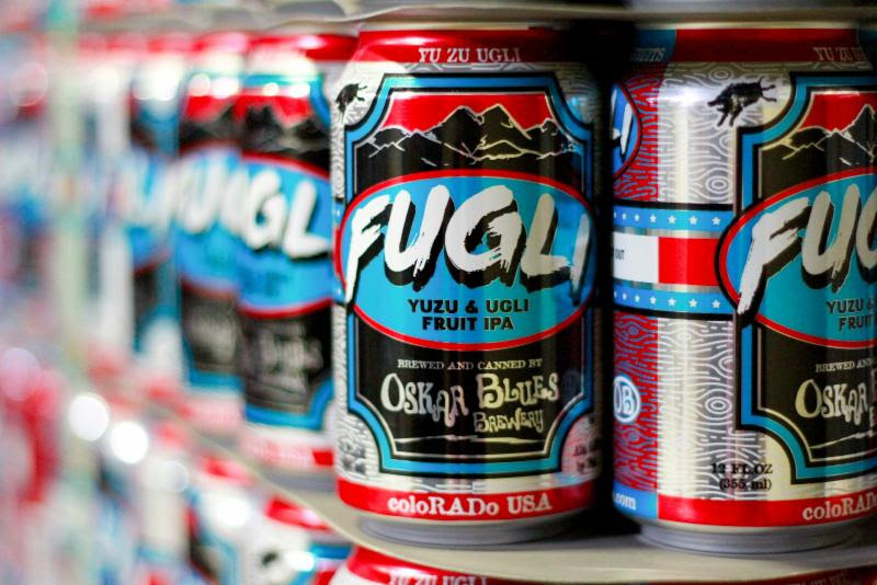 Oskar Blues To Release Fugli Yuzu & Ugli Fruit Ipa Summer Seasonal photo