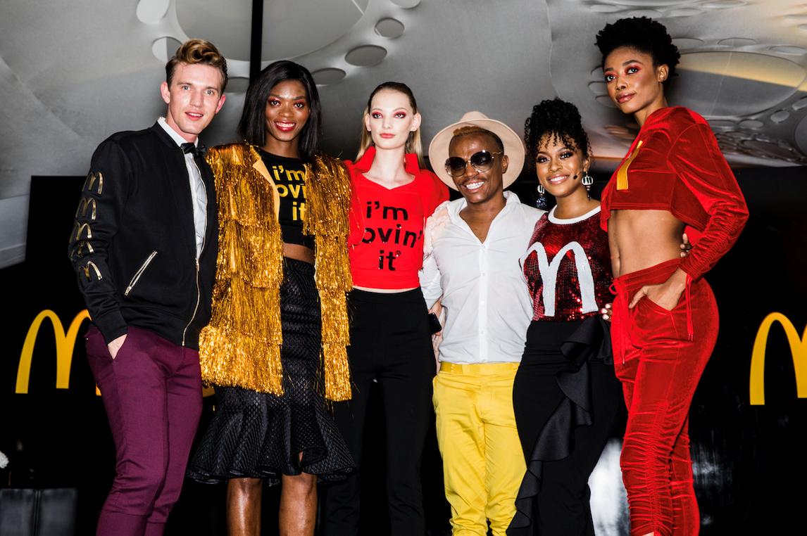 Gert-johan Coetzee Gives The Big Mac 50th Birthday A Fashion Spin photo