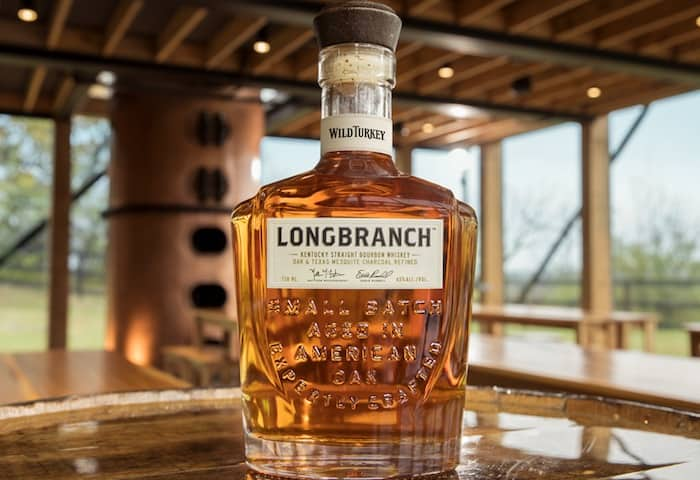 New Wild Turkey Longbranch Bourbon Goes Partial Texan photo
