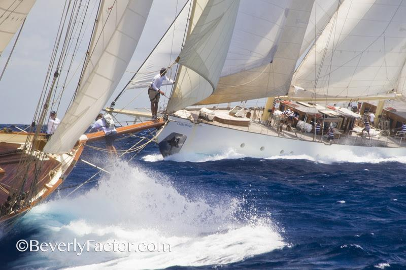 Antigua Classic Yacht Regatta: Fully Rigged And Ready To Race photo