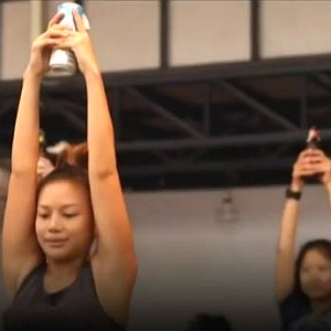 The New Fitness Craze Taking Off In Asia photo