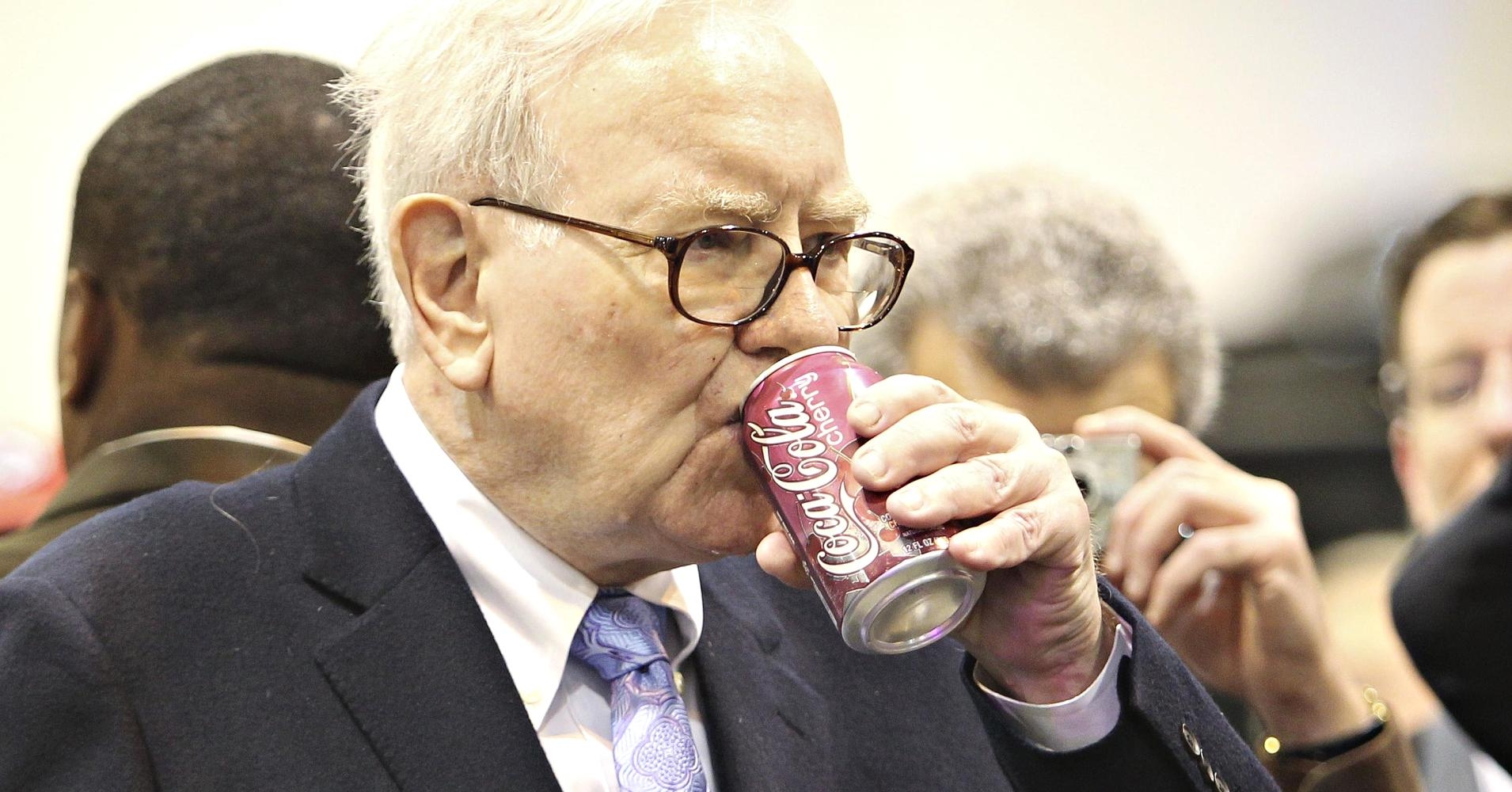 Warren Buffett Used To Drink Pepsi And 7 Other Surprising Facts About The Billionaire photo