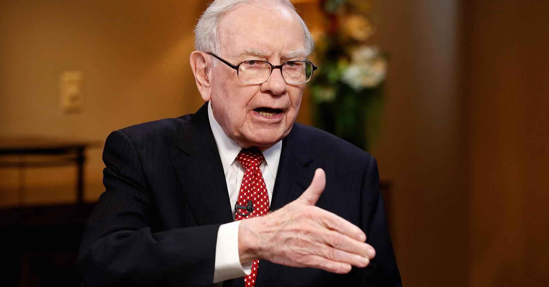 Warren Buffett: Changing Consumer Habits Are Hitting Coca-cola And Kraft photo