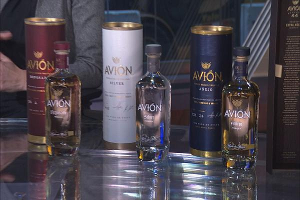 Tequila Avion President On The Booze Business photo