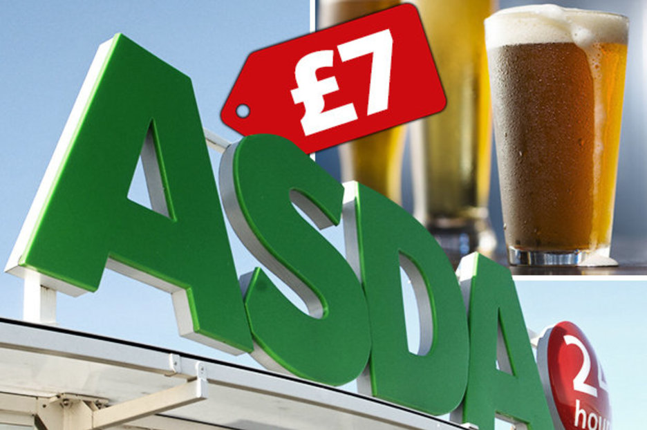 Cheap Beer And Cider Deals: Asda Selling Boxes Of Alcohol For Just £7 This Bank Holiday photo
