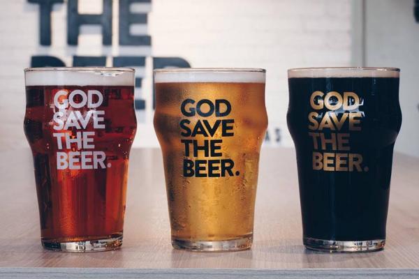 God Save The Beer Comemora Aniversário Com 1.000 Litros De Chope E Lançamento De Cerveja photo