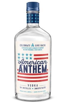 Diageo's American Anthem Vodka photo