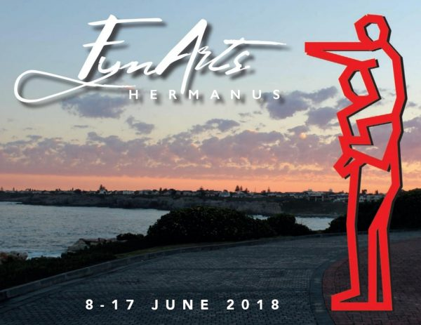 Spotlight falls on famous South African wine industry names and brands at 2018 Hermanus FynArts photo