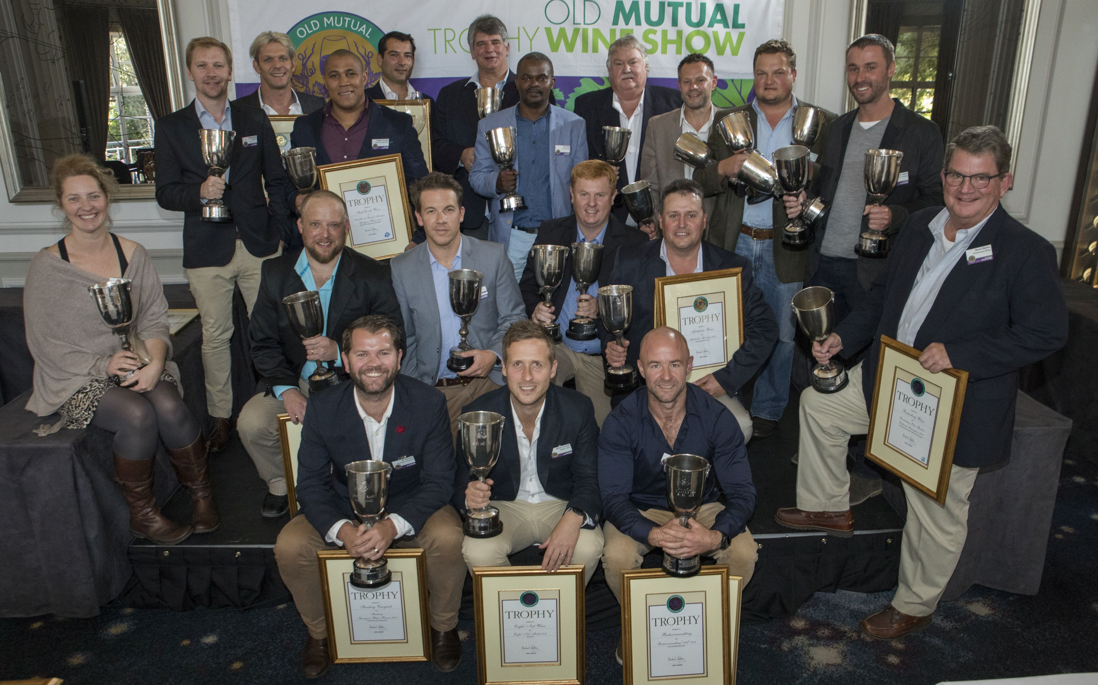 Old Mutual Trophy Wine Show Results 2018 photo