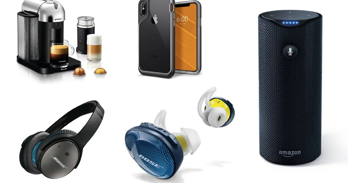 Amazon Deals For Thursday, May 24: Iphone X Cases, Amazon Tap, Bose Headphones, And More photo