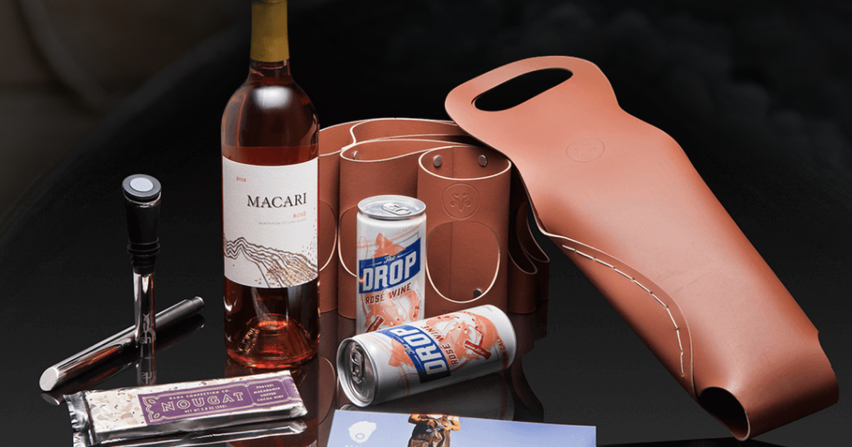 Robb Vices Has The Fanciest Subscription Box We've Ever Seen photo