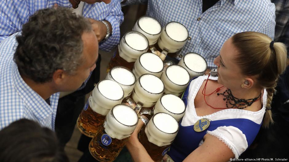 Hundreds Of Alcohol-free Beers In Germany photo