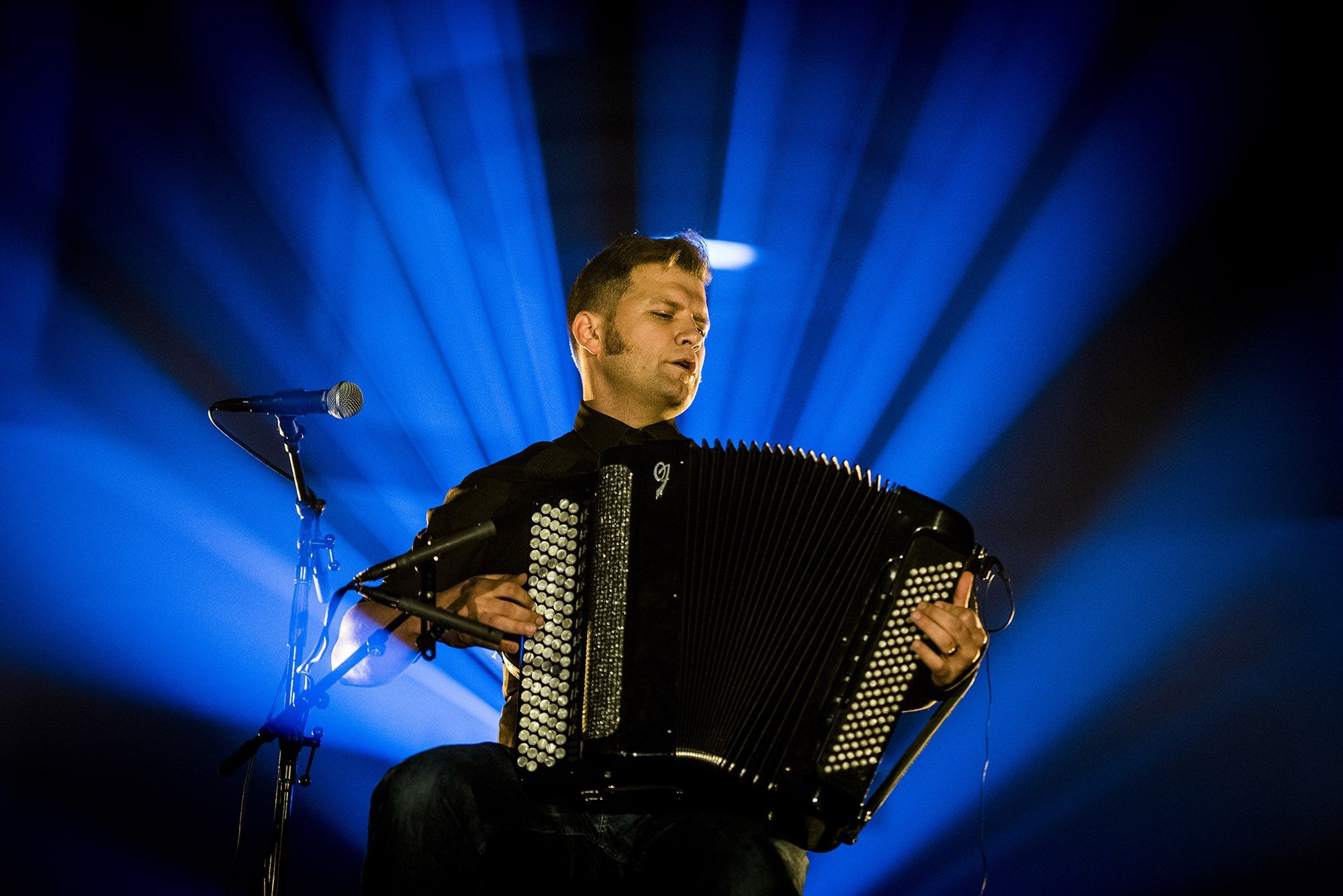 Avante-garde Accordionist Mario Batkovic To Tour South Africa photo