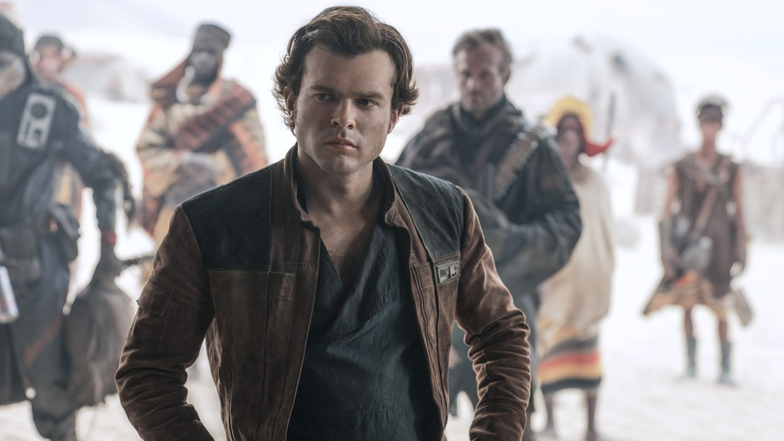 #onthebigscreen: Solo: A Star Wars Story, Romance, Dancing And Opera photo