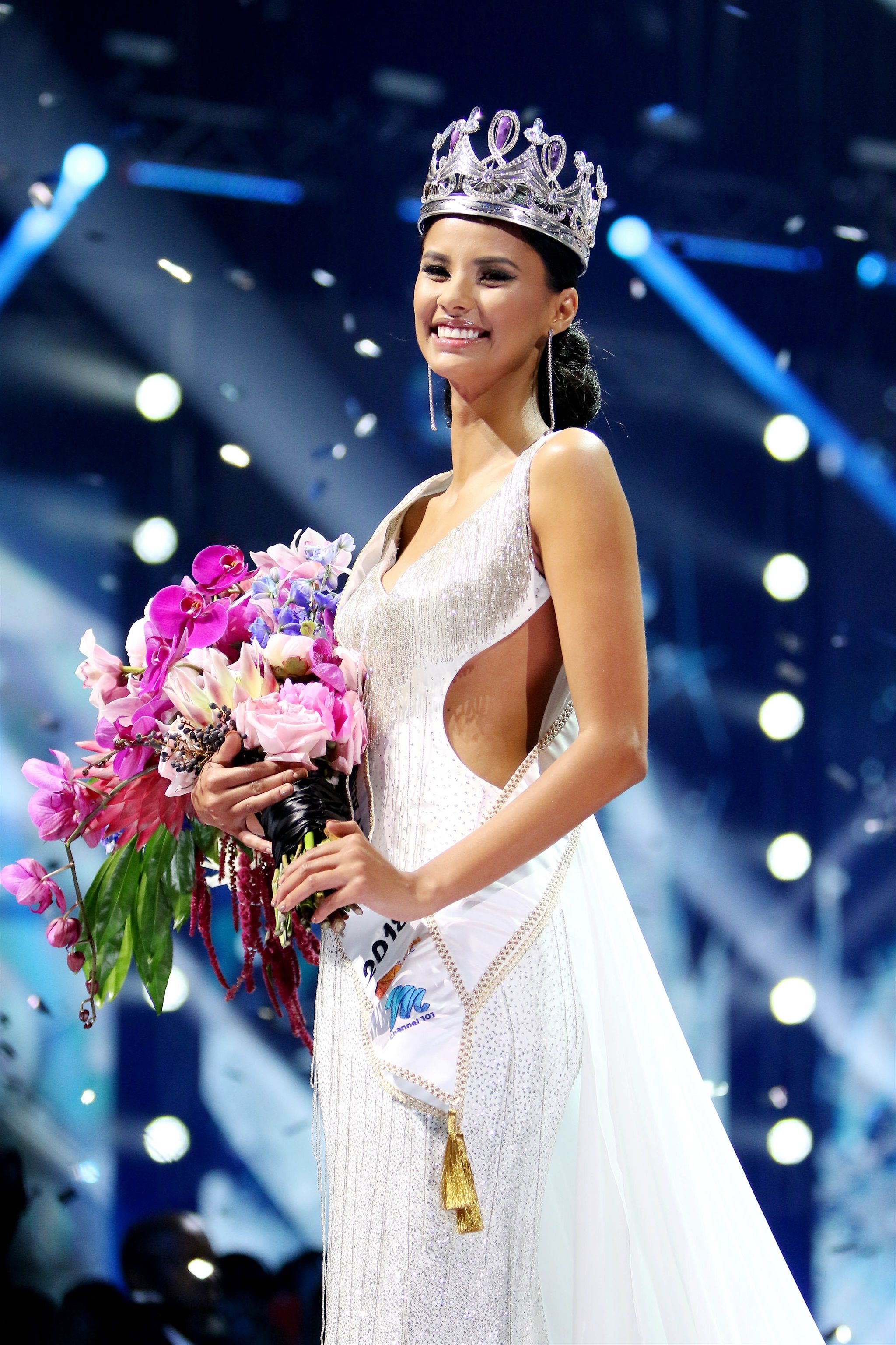 Medical Student Tamaryn Green Is The New Miss South Africa 2018 photo
