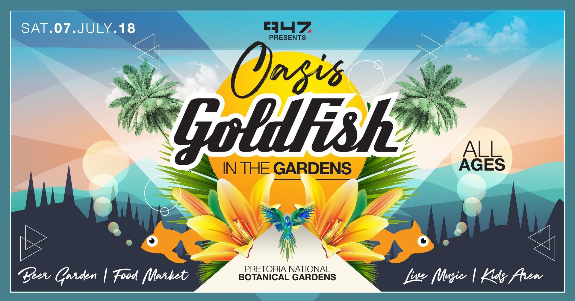 Goldfish To Headline The Oasis Experience photo
