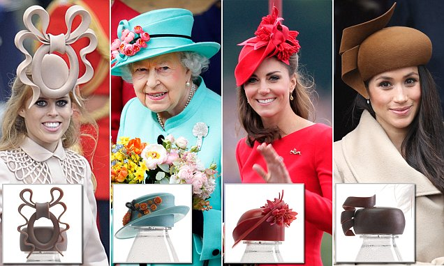 Sodastream Creates Bottles With Hats Worn By Royal Women As Lids photo