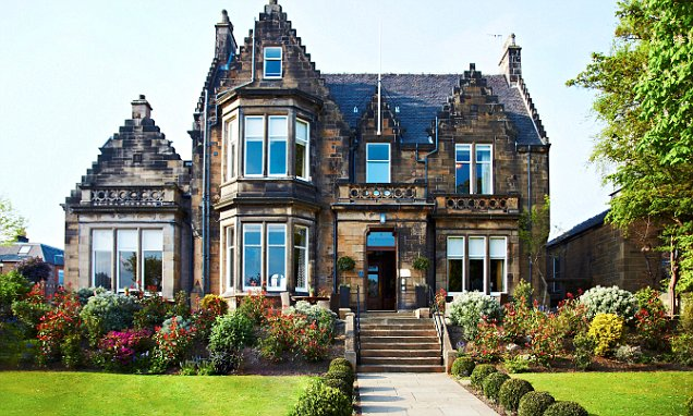 Great British Boltholes: A Review Of The Dunstane Houses In Edinburgh photo