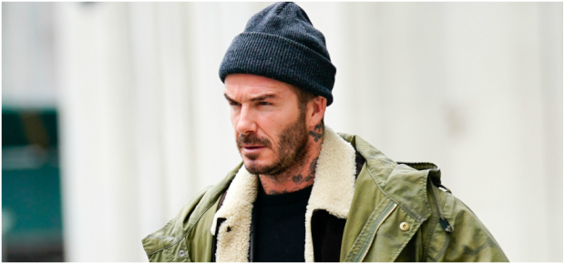 Sa Photographers Take Snaps Of David Beckham Looking Cool In Maboneng photo