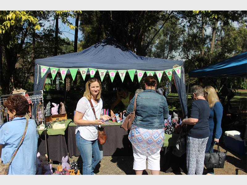 All Round Entertainment At The Modderfontein Family Market photo