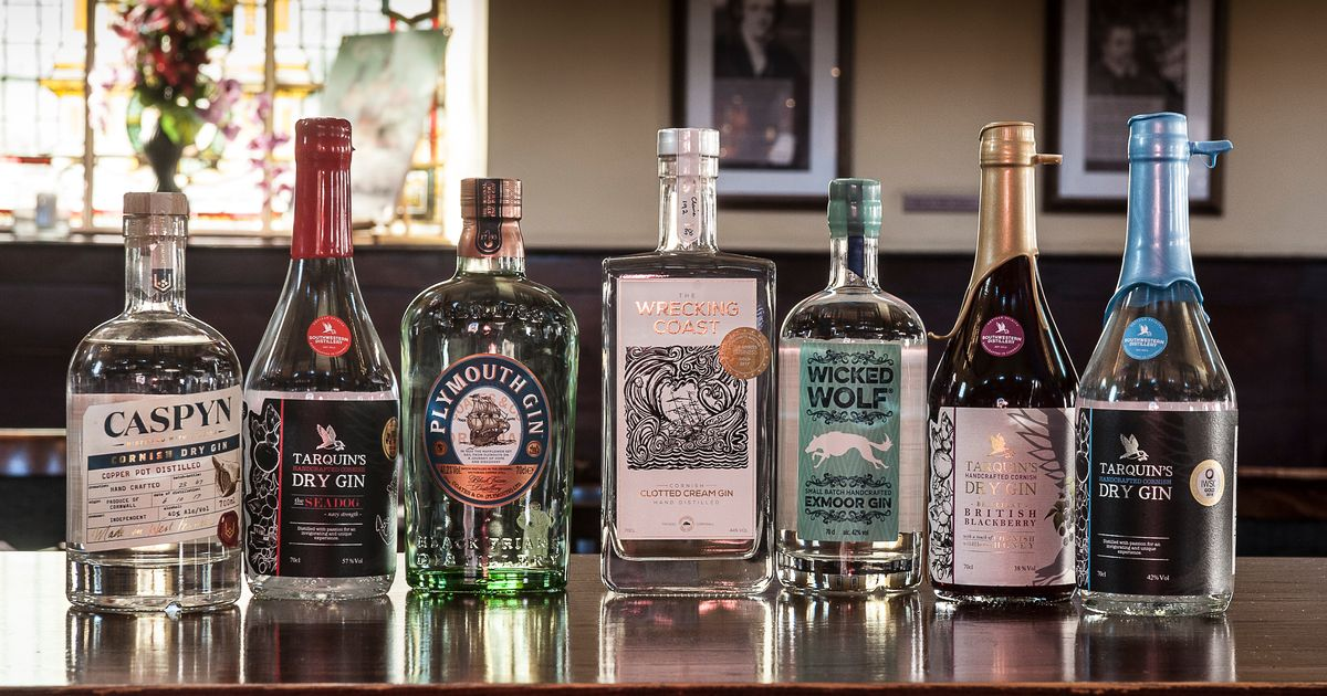There's A Ten-day Gin Festival Across The Whole Of Cornwall photo