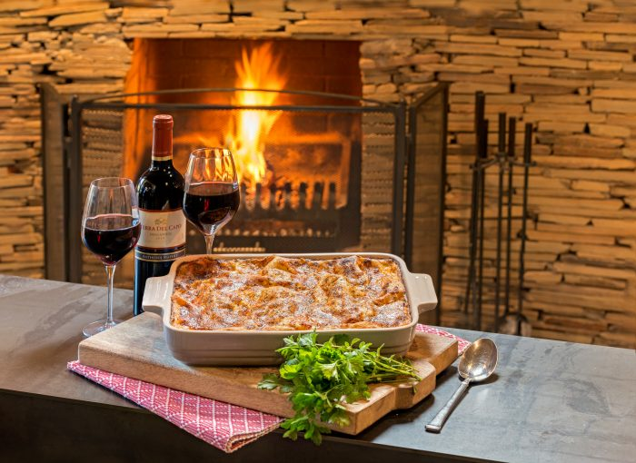 """Enjoy the """"perfecto"""" pairing of two Italian classics with Anthonij Rupert Wyne this winter photo"""