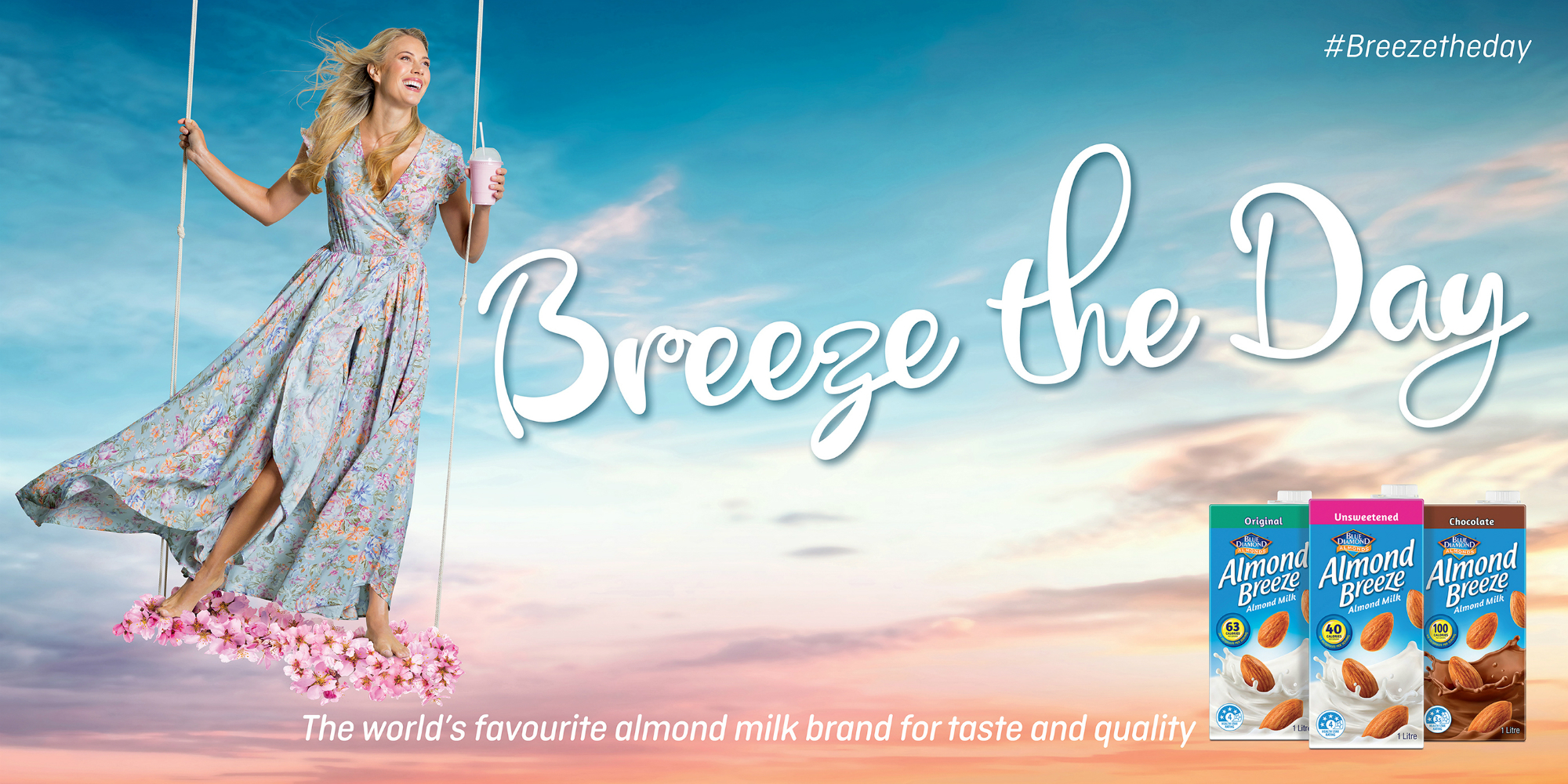 Almond Breeze Launches $3m Campaign Via Daylight Agency photo