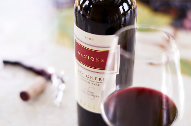 Arnione: A Bolgheri Wine Superstar In The Making photo