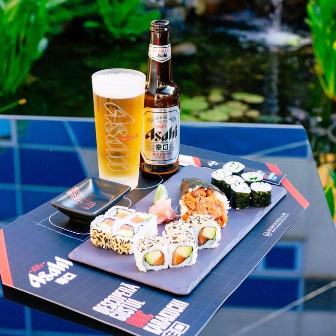 Ursus Launches In Romania Japan's No. 1 Beer, Asahi Super Dry photo