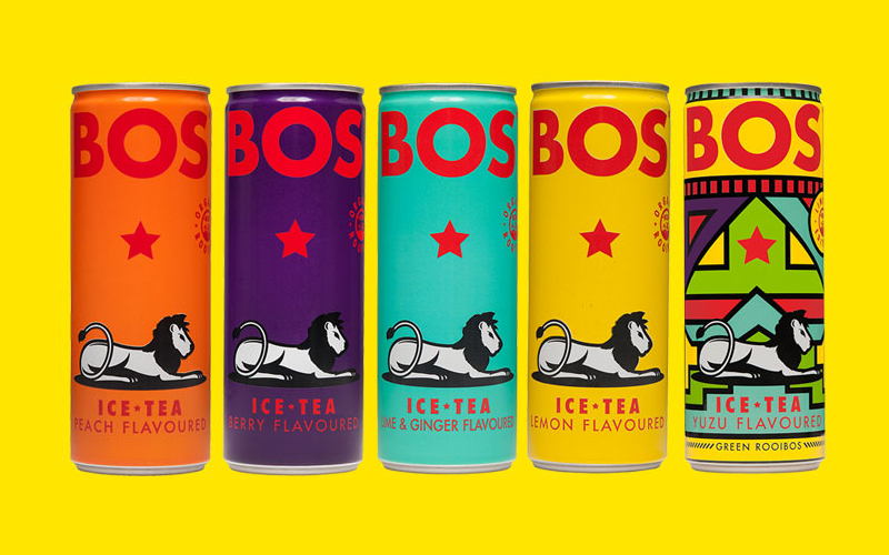 Bos Rtd Rooibos Iced Tea photo