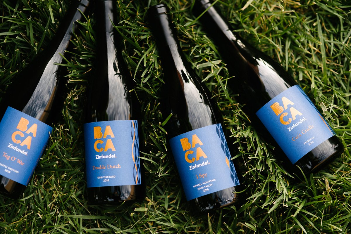 Hall And Walt Wines Announce The Launch Of Baca Wines photo