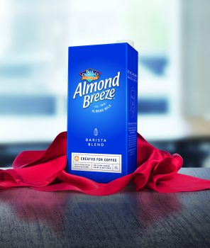 Almond Breeze Reveal New Packaging photo