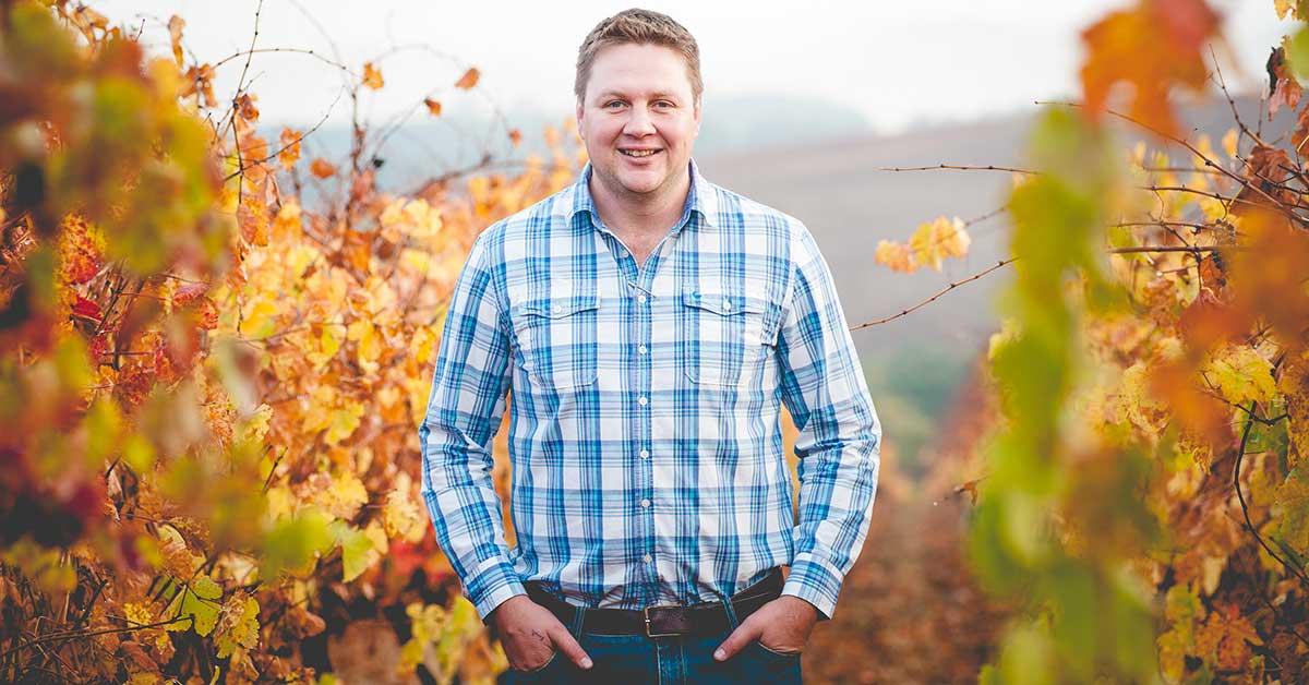 Q&a For Alto Winemaker Bertho Van Der Westhuizen photo