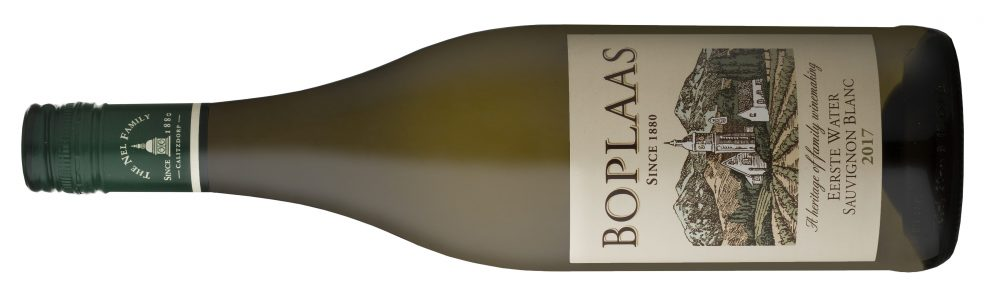 Boplaas releases a new ambassador for its cool climate wines photo