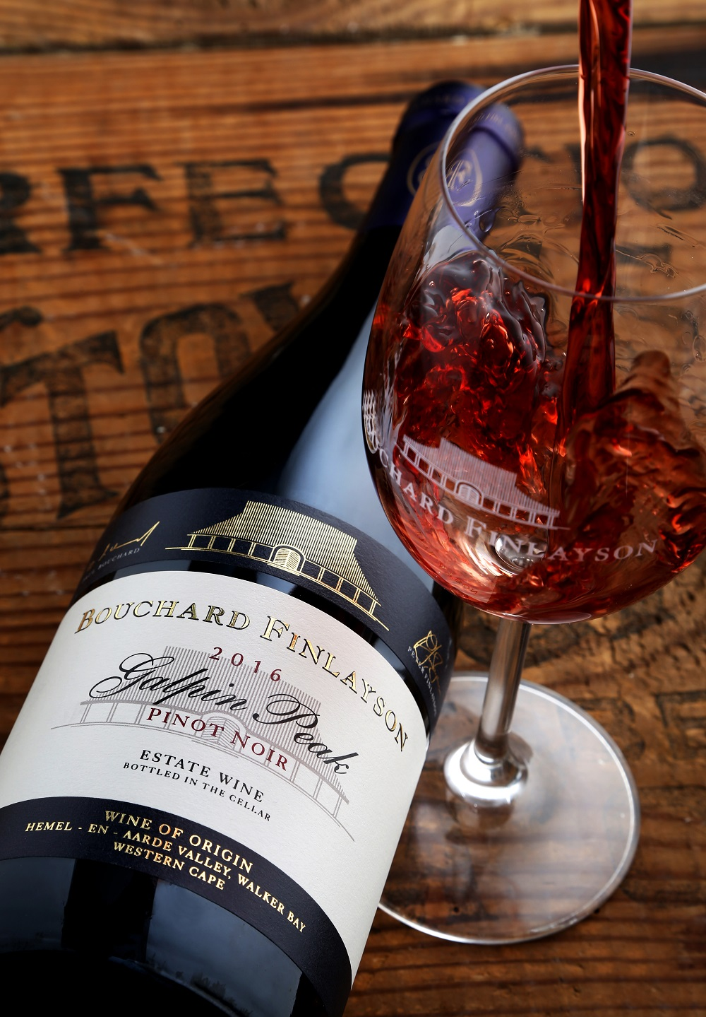 Bouchard Finlayson Rated 'Best Pinot Noir' in 2018 SAWi Awards photo